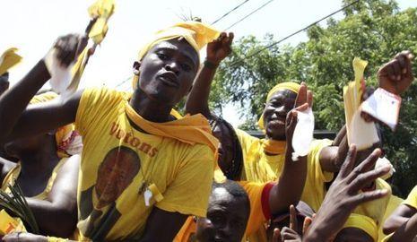 Togo election combat manifestation Gnassingbé -