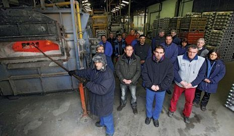 usine désindustrialisation