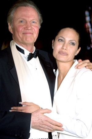 Le duo père-fille en 2001