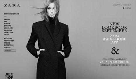 Zara.com -