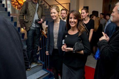 exclu royal blog rencontre avec la princesse marie paris. Black Bedroom Furniture Sets. Home Design Ideas