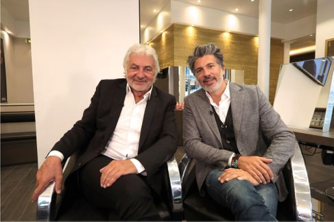 Franck et Fabien Provost