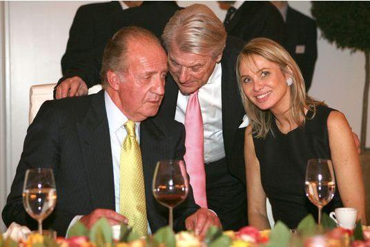 """Juan Carlos et Corinna, la """"double vie"""""""