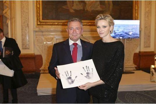 Rendez-vous avec Charlène de Monaco