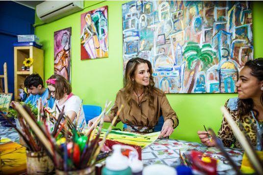 Bienveillante Rania