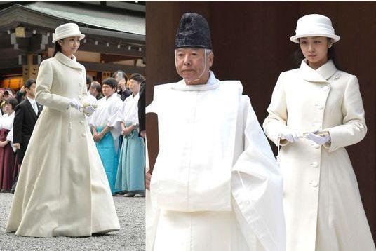 Kako, une princesse immaculée à Ise-Jingu