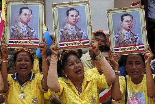 Le roi de Thaïlande a quitté l'hôpital