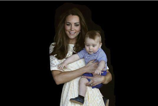 Le second royal bébé, futur poids lourd de la mode