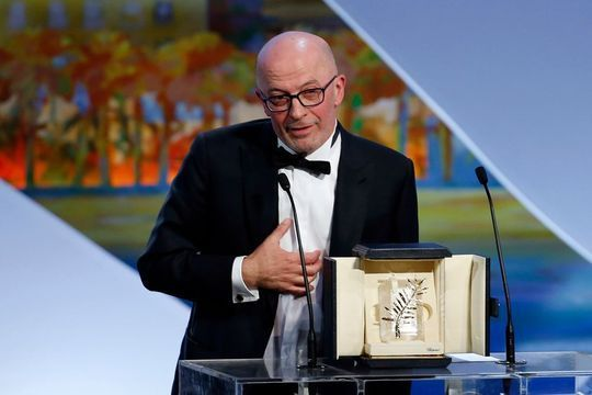 "Jacques Audiard et ""Dheepan"" Palme d'or !"