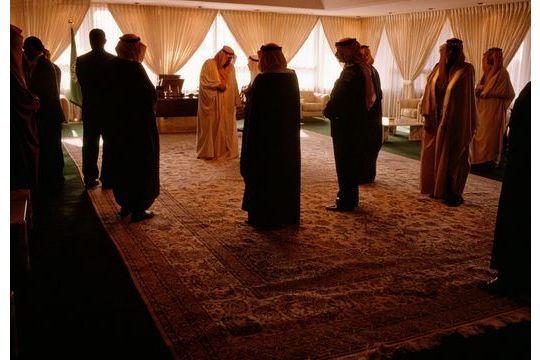 Le cœur du pouvoir saoudien par Reza