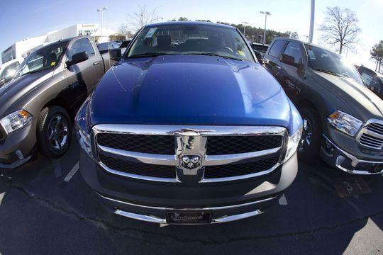 Fiat Chrysler contraint de racheter 578 000 véhicules