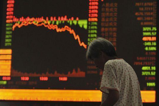 Pourquoi la Chine subit un krach boursier