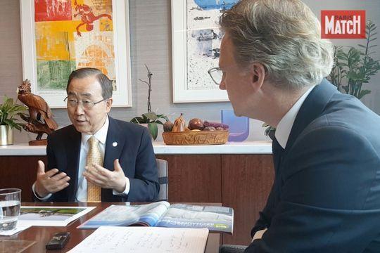 Ecologie. Le combat de Ban Ki-Moon pour la Terre