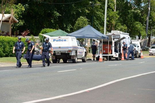 La mère australienne arrêtée samedi