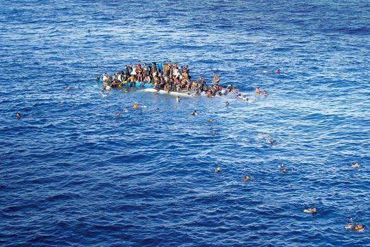 Avec les migrants en plein cauchemar