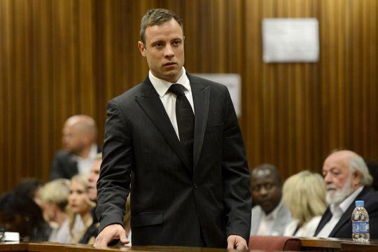 Oscar Pistorius condamné à cinq ans de prison ferme