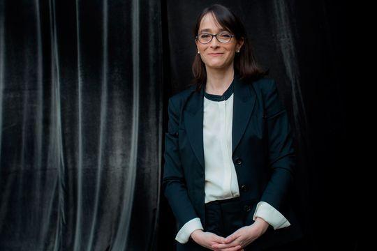 Une femme à la tête de France Télévisions