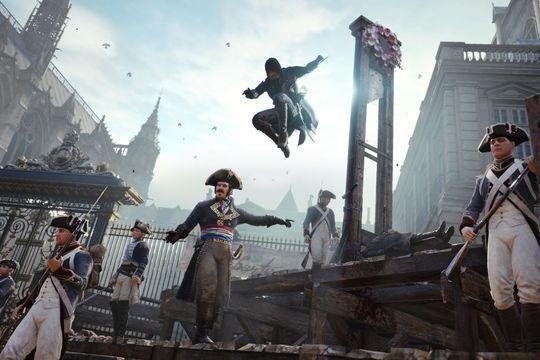 La réponse des historiens d'Assassin's Creed Unity