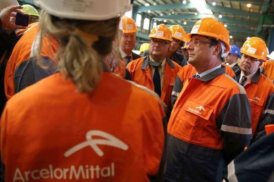 La visite annuelle de François Hollande