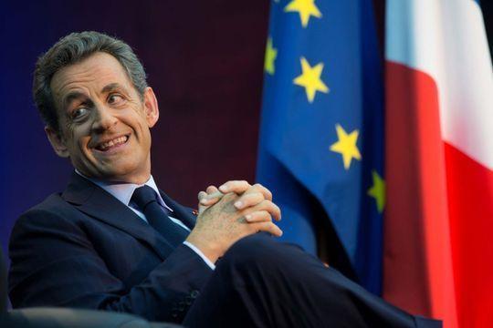 Nicolas Sarkozy joue à domicile