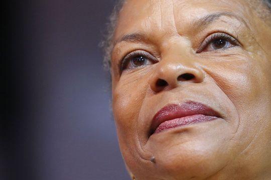 Taubira réagit à l'affaire Ferguson