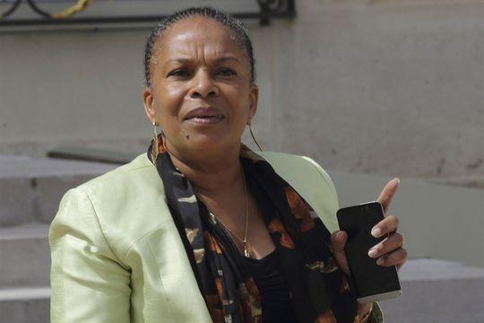 """Christiane Taubira, sa visite surprise chez les """"frondeurs"""""""