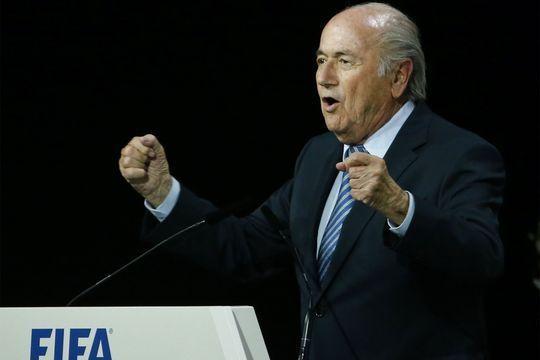 Quand Sepp Blatter est choqué par l'UEFA
