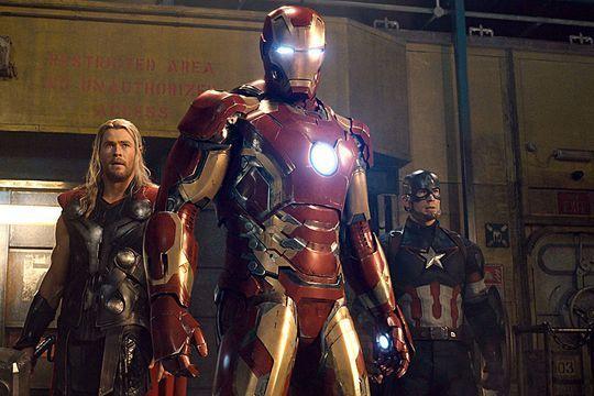 """""""Avengers 2"""" survole le box-office américain"""