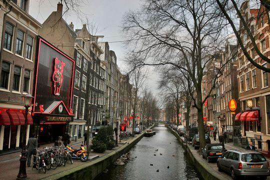 L'héroïne blanche tue encore à Amsterdam