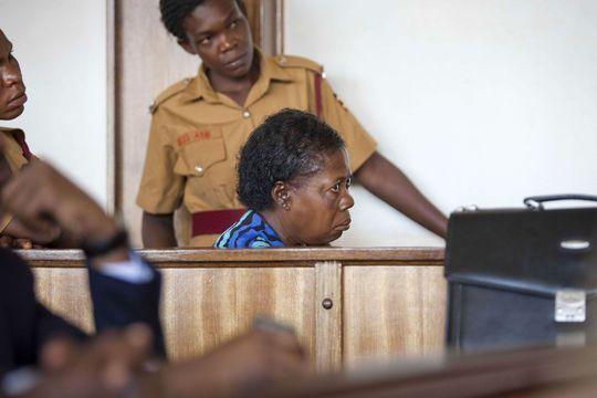 """""""L'infirmière tueuse"""" libérée en Ouganda"""