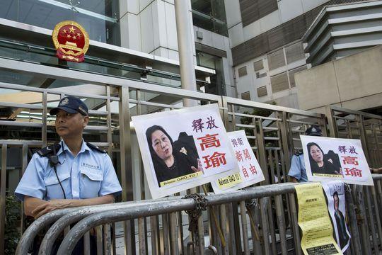 Une journaliste chinoise condamnée à 7 ans de prison