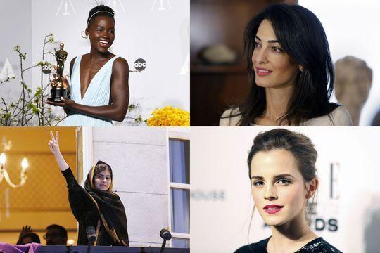 Votez pour la femme de l'année 2014