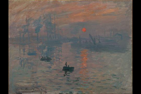 Claude Monet, un mystère impressionnant