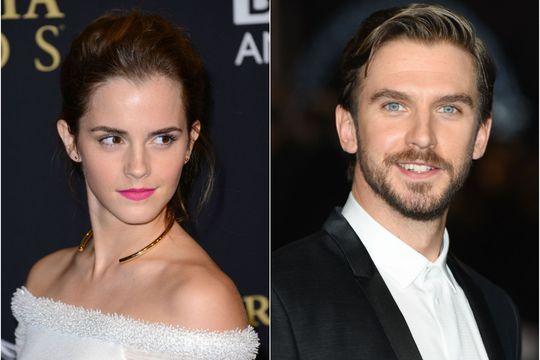 Emma Watson amoureuse de Dan Stevens