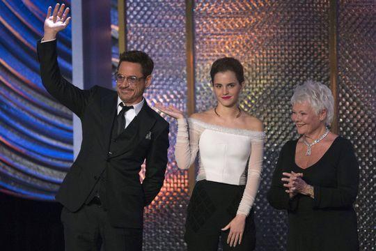 Les stars brillent aux Britannia Awards