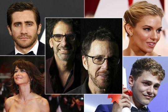 Un jury de stars