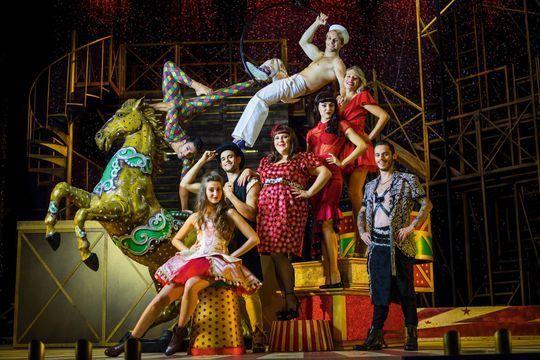 Love Circus entre en piste