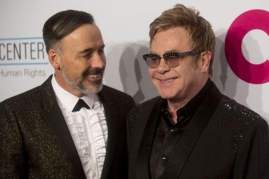 Elton John et David Furnish vont enfin se dire oui