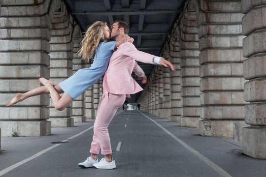 Gabriella et Guillaume, les nouvelles stars de la glace