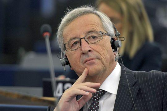 Jean-Claude Juncker en porte-à-faux
