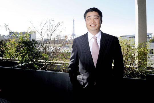 Le géant chinois choisit la France