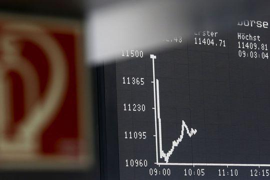 Grèce : le choc se répand