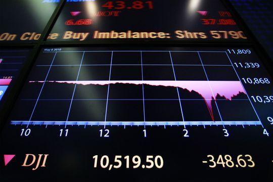 L'homme qui a fait plonger Wall Street en 15 minutes