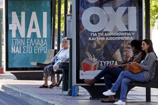 Référendum en Grèce, vers un changement de société