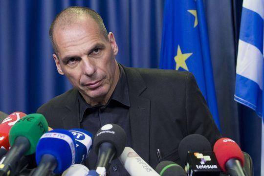 """Yanis Varoufakis accuse les créanciers de """"terrorisme"""""""
