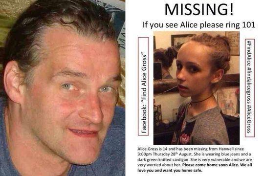 Disparition d'Alice Gross: un meurtrier recherché