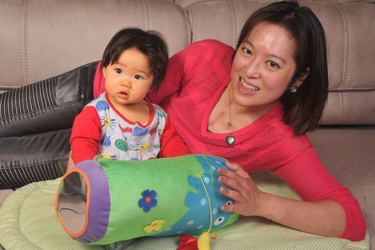 Ce bébé a sauvé le coeur de sa mère