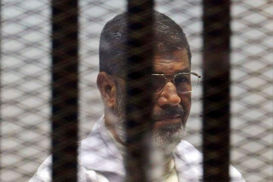 20 ans de prison pour Mohamed Morsi