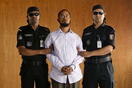 Un islamiste soupçonné du meurtre à la machette