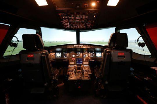 Commandant Suchel: Dans le secret du cockpit